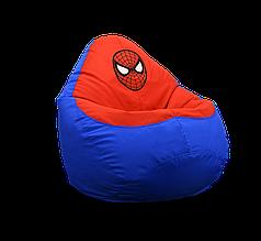 "Кресло мешок груша ""Spider-Man. Mask red"" Оксфорд"