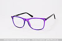 Компьютерные очки со стеклянными линзами