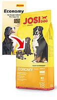 Josera (Йозера) Economi Полнорационный сухой корм для взрослых собак, 18 кг.