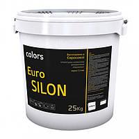 Colors Euro Silon силиконовая структурная штукатурка 25кг