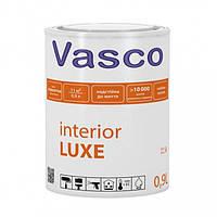 Vasco interior Luxe латексная акрилатная краска особо стойкая к мытью 0,9л
