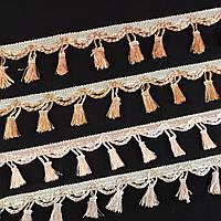 Бахрома з провісними китицями в асортименті (60001.001)