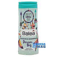 Шампунь и гель для душа BALEA Big Dream 300мл