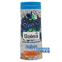 Шампунь и гель для душа для мальчиков BALEA Halfpipe 300мл