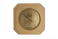 Термогигрометр для сауны и бани, Стеклоприбор Украина