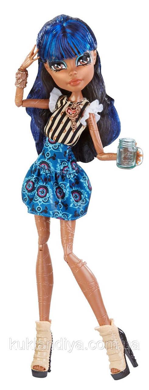 Кукла Monster High Робекка Стим Коффин Бин - Coffin Bean Robecca Steam