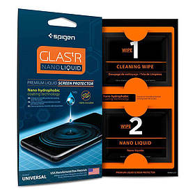 Жидкое стекло Spigen GLAS.tR Nano Liquid для смартфона