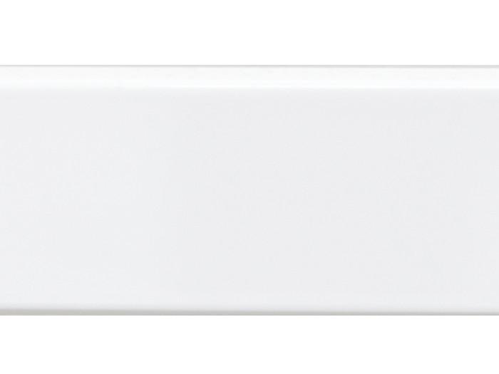Плінтус VOLPATO білий глянець 16х26мм, L=4200
