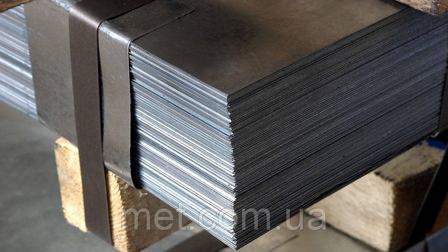Лист 1 мм сталь 30ХГСА, фото 1