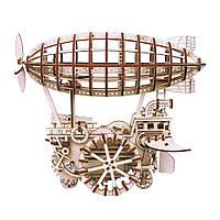 Конструктор из дерева Robotime Дирижабль 349 деталей, фото 1