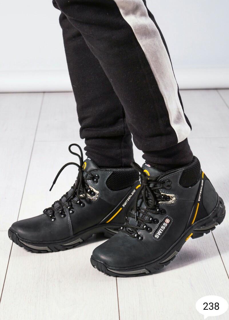 """Зимние ботинки в стиле """"Swetzerl@nd"""""""