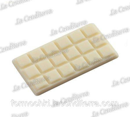 Поликарбонатная форма для шоколада MARTELLATO MA2006 (Плитка шоколада)