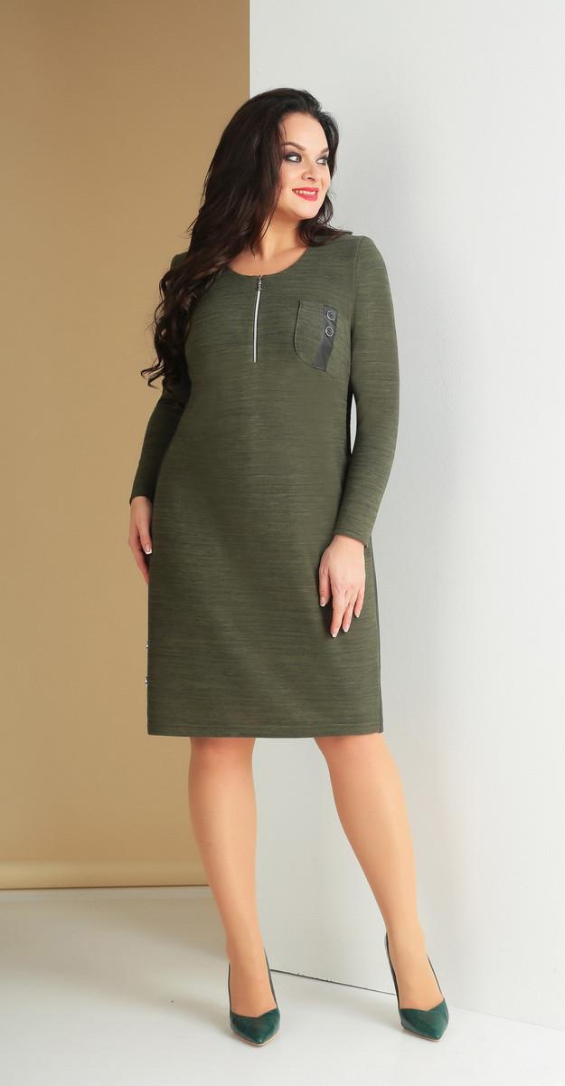 b324ead6178 Платье Ксения стиль-1602 белорусский трикотаж