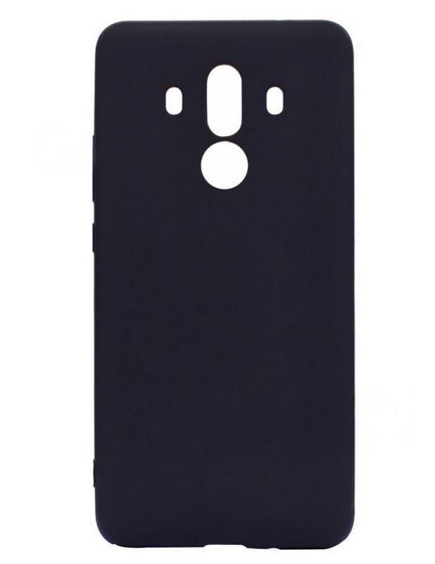 Чохол-накладка Candy для Huawei Mate 10 Pro Силіконовий Чорний
