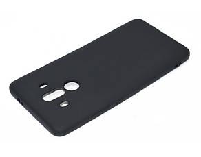 Чохол-накладка Candy для Huawei Mate 10 Pro Силіконовий Чорний, фото 2