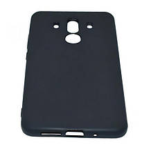 Чохол-накладка Candy для Huawei Mate 10 Pro Силіконовий Чорний, фото 3