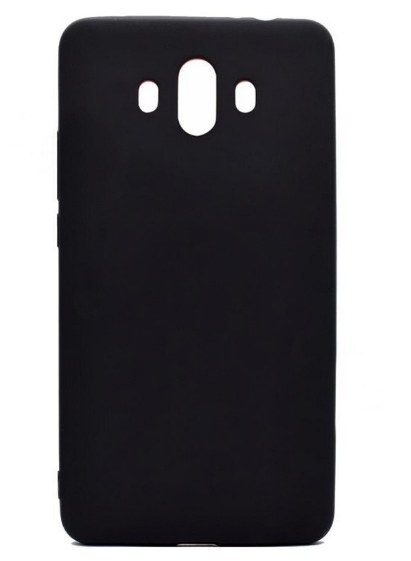 Чохол-накладка Candy для Huawei Mate 10 Силіконовий Чорний