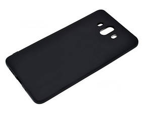 Чохол-накладка Candy для Huawei Mate 10 Силіконовий Чорний, фото 3