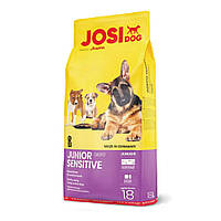Корм для собак Josera JosiDog Junior Sensitive 18 кг