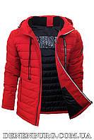 Куртка еврозима мужская ZERO FROZEN ZF70100 красная, фото 1