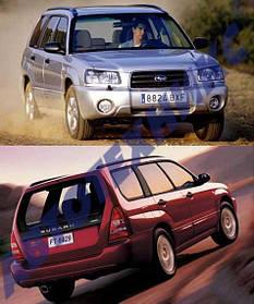 Зеркала для Subaru Forester 2003-05