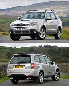 Зеркала для Subaru Forester 2008-12