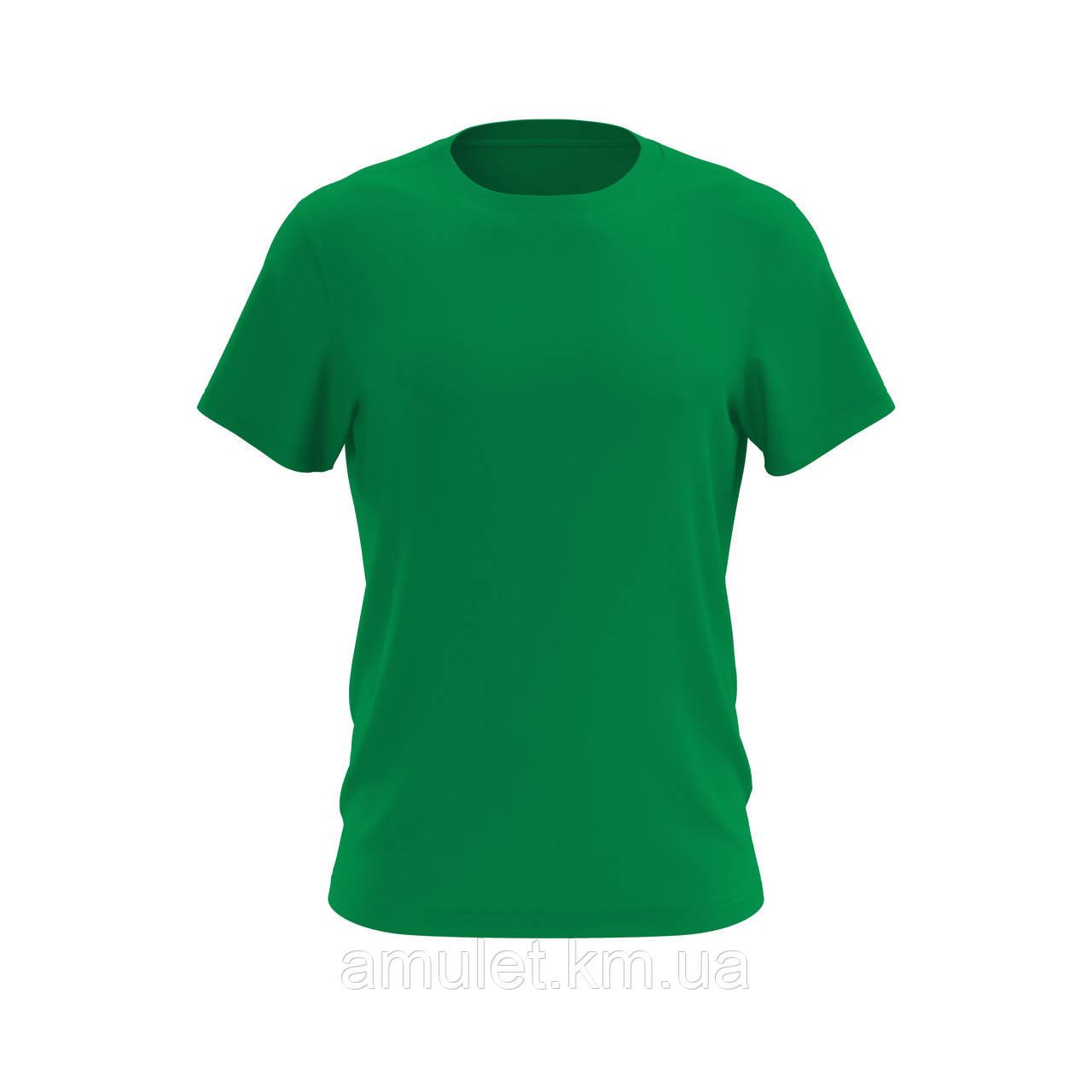 Футболка чоловіча Premium зелена