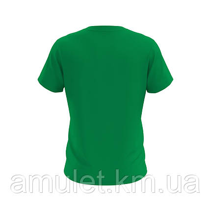 Футболка чоловіча Premium зелена, фото 2