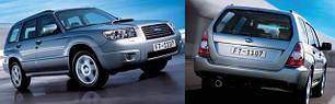 Фонари задние для Subaru Forester '03-08
