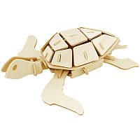 Конструктор деревянный Robotime Морская черепаха