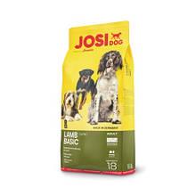 Корм для собак Josera JosiDog Lamb Basic 18 кг
