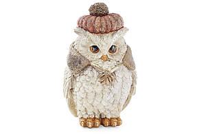 Декоративная фигура Мудрая сова 17.5см BonaDi 419-147