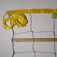 Сетка для классического волейбола «КАПРОН» цвет в ассортименте