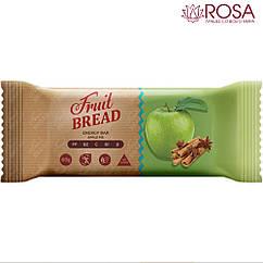 """Батончик """"Фруктовый хлеб со вкусом яблочного пирога"""", 60 грамм"""