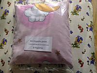 Ортопедическая Эко-подушка с гречневой лузгой  в подарок