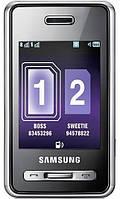 Замена тачскрина (сенсорного экрана, сенсора) Самсунг D980