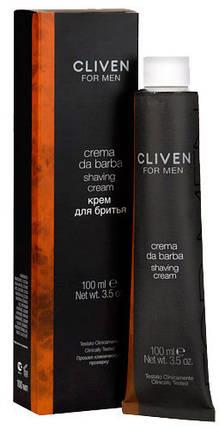 Cliven Крем для бритья 100 мл (шт.), фото 2