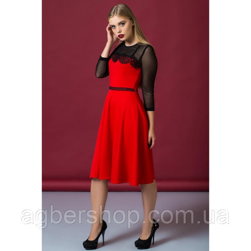 Коктейльное платье (Арт. 5891)