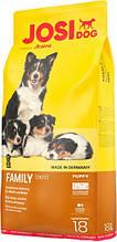 Корм для собак Josera JosiDog Family 18 кг