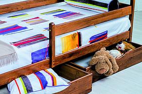 Кровать Ева с боковой планкой (с ящиками) (ассортимент цветов), фото 3