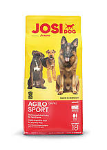 Корм для собак Josera JosiDog Agilo Sport 18 кг