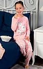 Набор пижам для мамыи дочки  Набір піжам для мами і доньки, фото 3