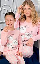 Набор пижам для мамыи дочки  Набір піжам для мами і доньки