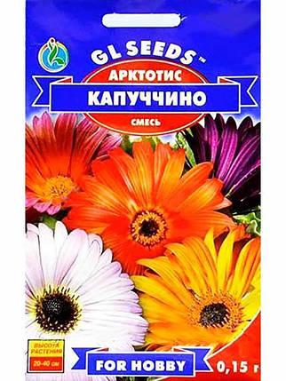 Арктотис Капучино смесь - 0.15г - Семена цветов, фото 2