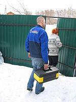 Восстановление техники для отопления (котлы,дымоходы)