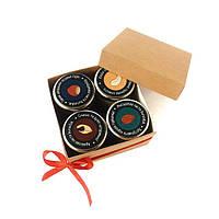 Подарочный набор Burunduk, 4 пасты