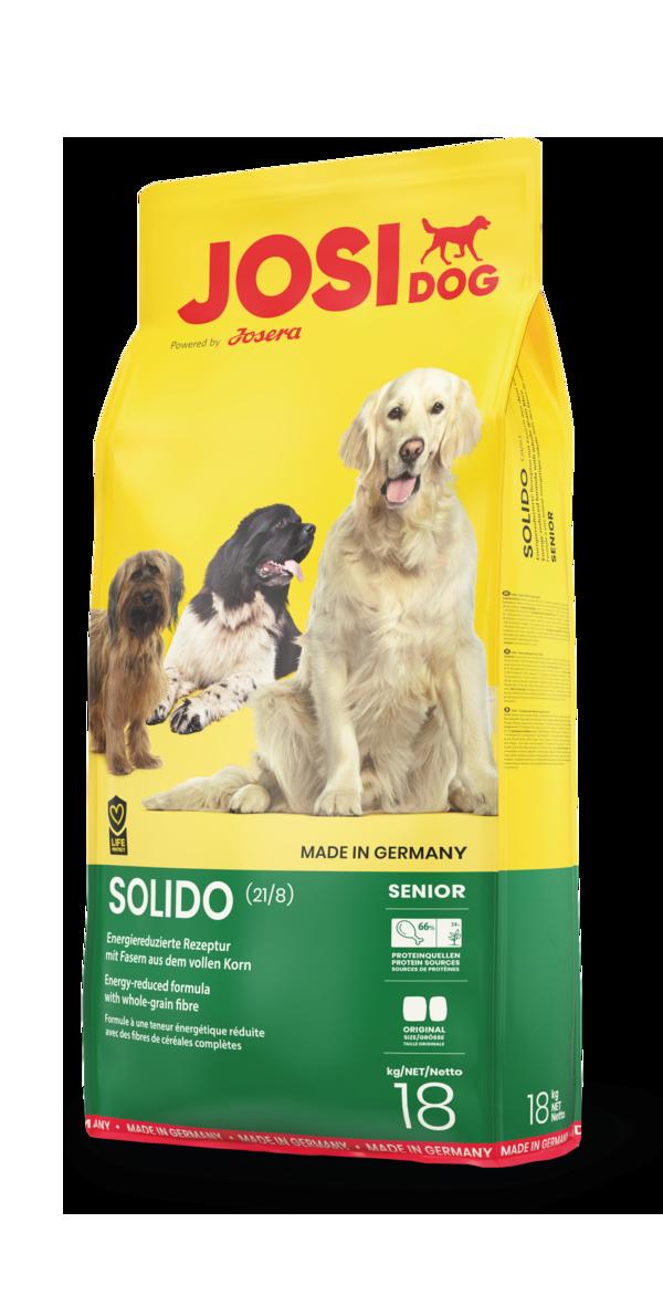 Корм для собак Josera JosiDog Solido 18 кг