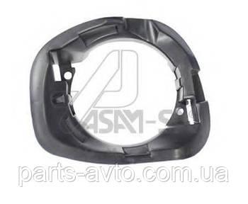 Рамка противотуманной фары правая Renault Duster ASAM 30614, 8200597650, 6001549321