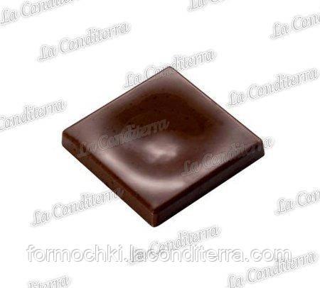 Поликарбонатная форма для шоколада MARTELLATO MA6001 (Квадратная фигурная)