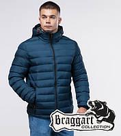 Braggart Youth | Молодежная зимняя куртка 25580 темно-бирюзовая, фото 1